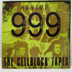 999 - The Cellblock Tapes (UK Orig.LP)