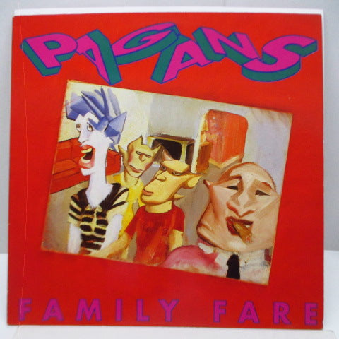 PAGANS - Family Fare (German Orig.MLP)
