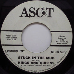 KINGS & QUEENS - Stuck In The Mud / I Can Feel It