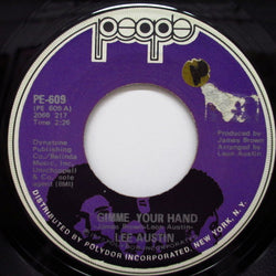 LEE AUSTIN - Gimme Your Hand (Orig/People-609)
