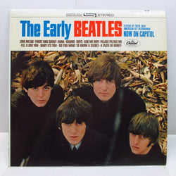 "BEATLES - The Early Beatles (US 70's Apple Re Stereo/""All Rights〜""Credit)"