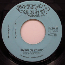 LEVERT ALLISON - Loving On My Mind / Shape I'm In