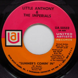 LITTLE ANTHONY & THE IMPERIALS - Summer's Comin' In