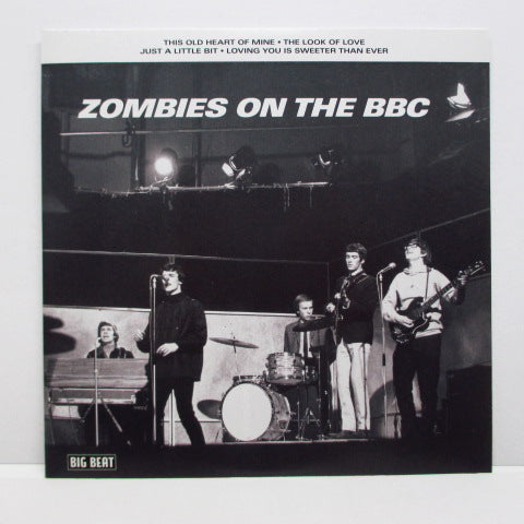 ZOMBIES - Zombies On The BBC (EU Orig.4-Track EP)