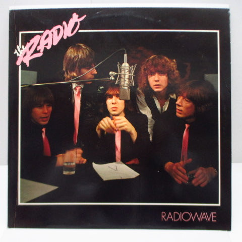 RADIO, THE - Radiowave (Sweden Orig.LP)