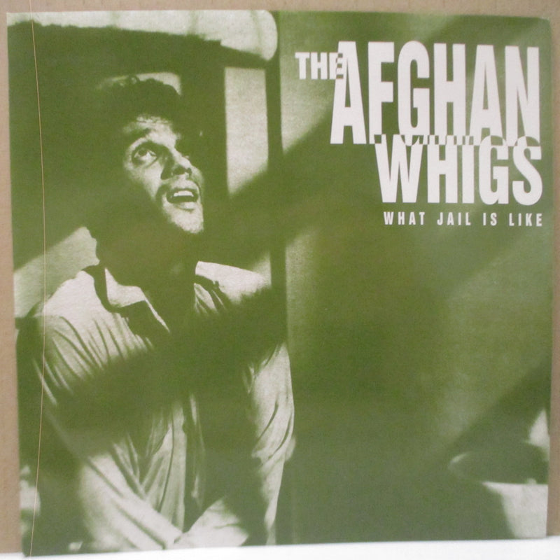 "AFGHAN WHIGS - What Jail Is Like (UK Orig.7"")"