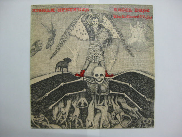 ANGELIC UPSTARTS - Angel Dust - The Collected Highs 1978-1983 (UK Orig.LP)