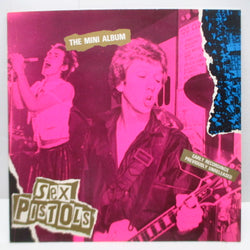 SEX PISTOLS - The Mini Album (UK Orig.MLP/White Label)