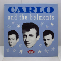 CARLO & THE BELMONTS  - Carlo & The Belmonts (UK Orig.LP)
