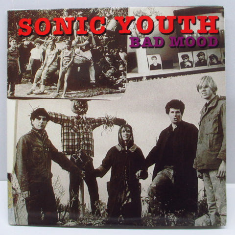 "SONIC YOUTH - Bad Mood (Ltd.2x7"")"