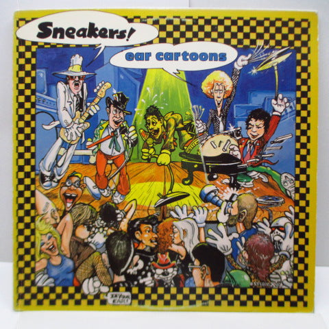 SNEAKERS - Ear Cartoons (US Orig.LP)