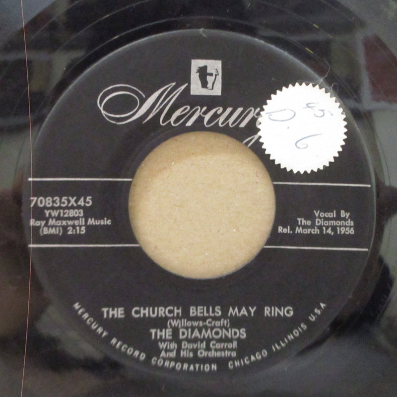 DIAMONDS - The Church Bells May Ring (Orig)