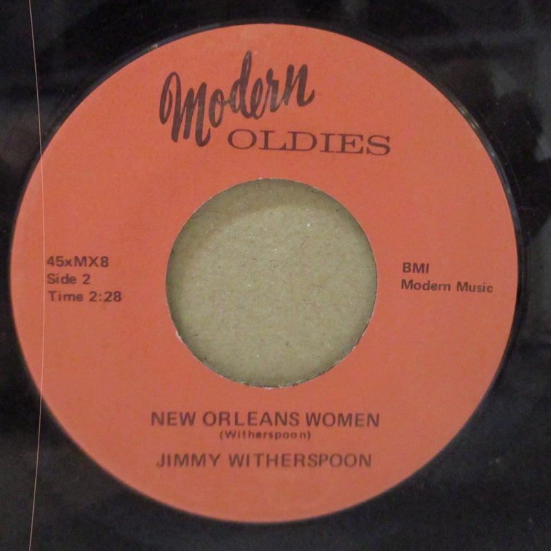 JIMMY WITHERSPOON - New Orleans Women (70's Reissue)