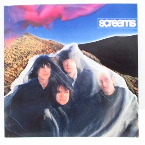 SCREAMS - S.T. (US Orig.LP)