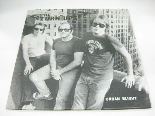 TURN UPS, THE - Urban Blight (US Orig.LP)