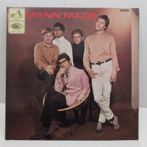 MANFRED MANN - Mann Made (UK:Orig.MONO)