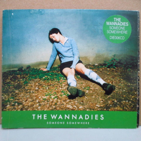 WANNADIES, THE - Someone Somewhere (UK Orig.CDEP)