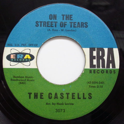 CASTELLS - On The Street Of Tears (Orig)