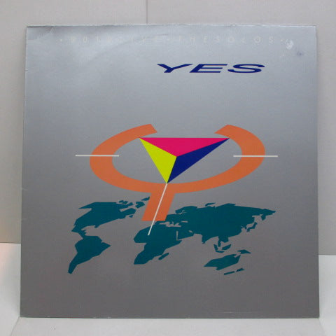 YES - 9012 Live-The Solos (GERMAN/Color Logo Label)