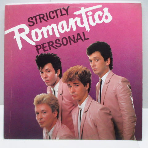 ROMANTICS, THE - Strictly Personal (Canada Orig.LP)
