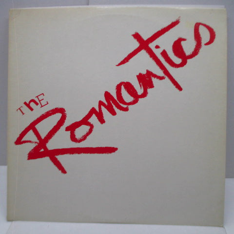 "ROMANTICS, THE - Tell It To Carrie +3 (US Promo 12"")"