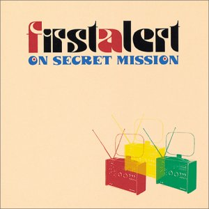 "FIRST ALERT - ON SECRET MISSION (4-TRACK 12"")"