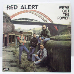 RED ALERT - We've Got The Power (UK Orig.LP/CS)