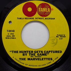 MARVELETTES - The Hunter Gets Captured By The Game