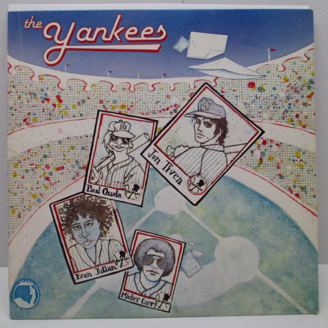 YANKEES, THE - High 'N' Inside (US Orig.)