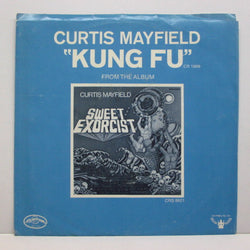 CURTIS MAYFIELD - Kung Fu (Orig.+PS)