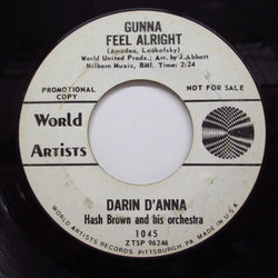 DARIN' D'ANNA - Gunna Feel Alright (Promo)