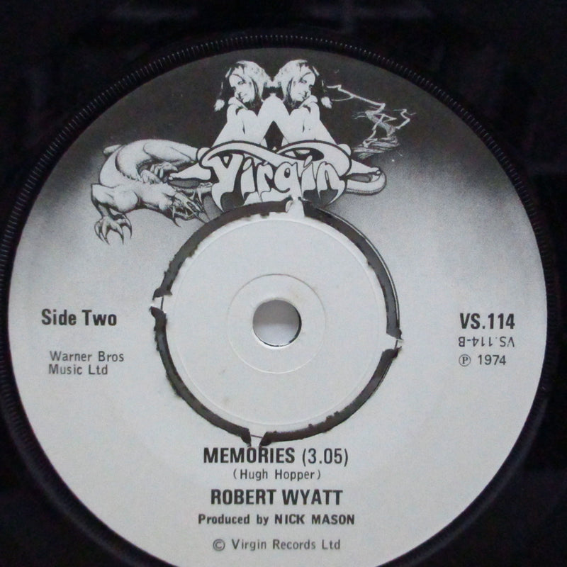 "ROBERT WYATT (ロバート・ワイアット)  - I'm A Believer / Memories (UK Orig.7"")"