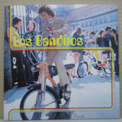 "LOS BANDITOS - Fuzzball +3 (Swiss Orig.Blue Vinyl 7"")"