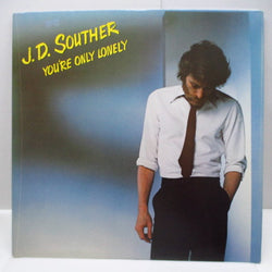 J.D.SOUTHER (JOHN DAVID SOUTHER) - You're Only Lonely (US Reissue LP)
