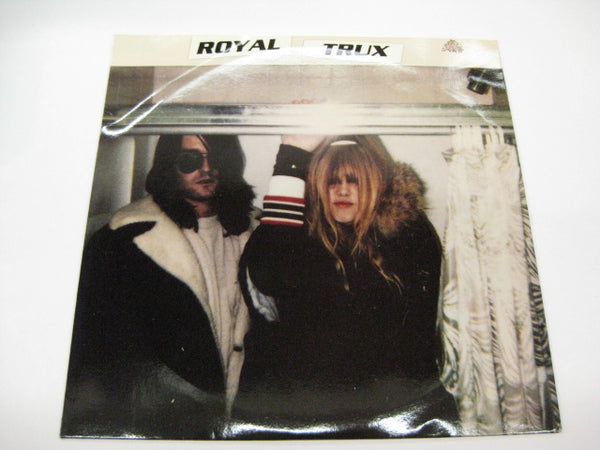 "ROYAL TRUX - Steal Yr Face / Gett Off (US Ltd.Purple Vinyl 7"")"
