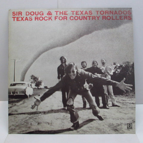 SIR DOUG & THE TEXAS TORNADOS - Texas Rock For Country Rollers (UK:Orig.)