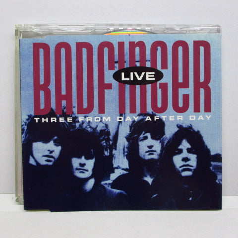 BADFINGER - Live Three From Day After Day (US Promo CD)