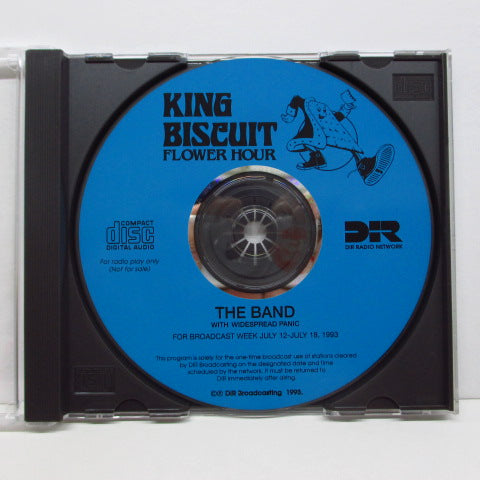 BAND - King Biscuit Flower Hour (US PROMO)