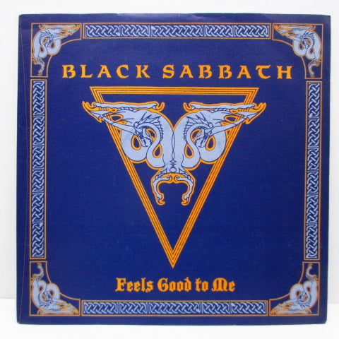"BLACK SABBATH - Feels Good To Me - Edit (UK Orig.7""+PS)"
