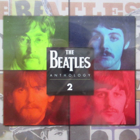 BEATLES - Anthology 2 Multimedia CD-ROM Press Kit (EU)