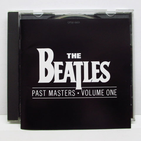 BEATLES - Past Masters : Volume One (JAPAN/#CP32-5601)