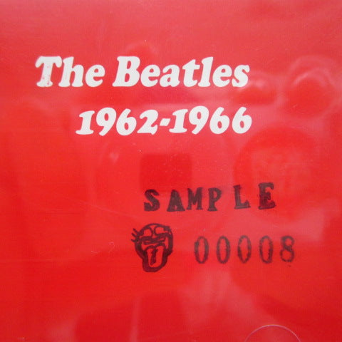 BEATLES - 1962-1966 (JAPAN Vacuum+MM PROMO)