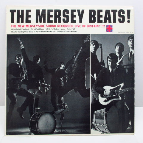 MERSEY BEATS (BILLY PEPPER AND THE PEPPERPOTS) - Mersey Beats (US Orig.LP)