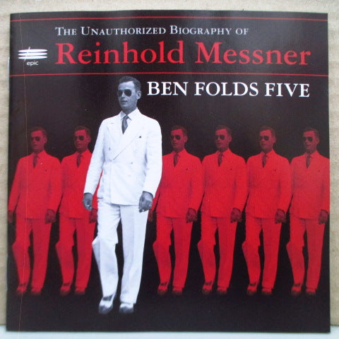 BEN FOLDS FIVE - The Unauthorized Biography Of Reinhold Messner (Japan Orig.CD/帯欠)