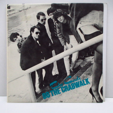 "CADS, THE - Do The Crabwalk (Canada Orig.7""+Blue PS)"