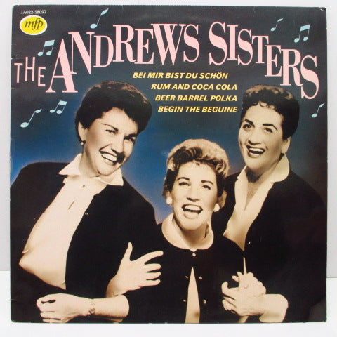ANDREWS SISTERS - The Andrews Sisters (Best)
