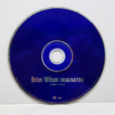 BRIAN WILSON - Imagination (US Advance Promo)