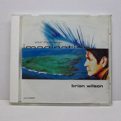 BRIAN WILSON - Your Imagination (US PROMO CD Single)