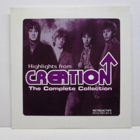 CREATION - Highlights From The Complete Collection (US PROMO)