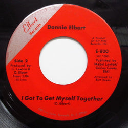 DONNIE ELBERT - I Got To Get Myself Together (Reissue / Elbert-800)